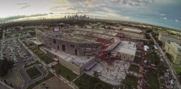 Univ of Houston Stadium